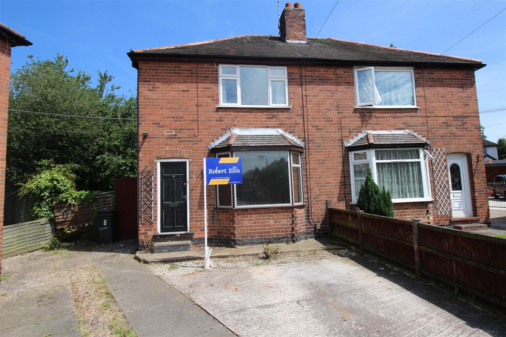 2 Bedrooms House for sale in Cavendish Crescent, Stapleford
